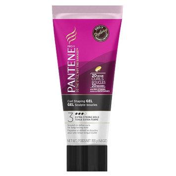 Pantene Pro-V Curly Hair Style Curl Shaping Hair Gel