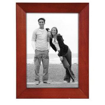 Malden International Turner Series Wood Frame, for a 5x7 Photograph, Color/Style: Dark Walnut