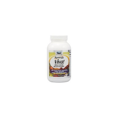 Nutraceutical Sciences Institute  NSI Vitacost Synergy Viva! Mega Food Multi-Vitamin No Added Iron -- 180 Tablets