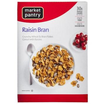 market pantry Market Pantry Raisin Bran Cereal - 20 oz.