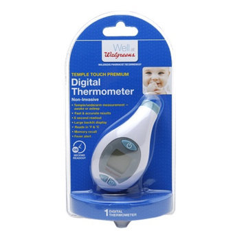 Walgreens Digital Temple Thermometer