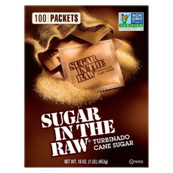 Cumberland Packing Sugar In the Raw 16 oz 100 ct