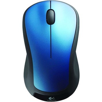 Logitech M310 Wireless Mouse - Blue