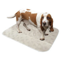 PoochPad Reusable Potty Pad for Dogs - Beige (Medium)
