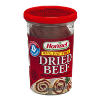 Hormel 95% Fat Free Dried Beef
