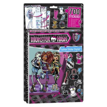 Monster High Sticker Stylist