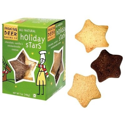 Holiday Star Shortbread Cookie (VL Disc 01/22/13 ts)-Seasonal- Frozen Dancing Deer Baking Company 7 oz BoxShow More +