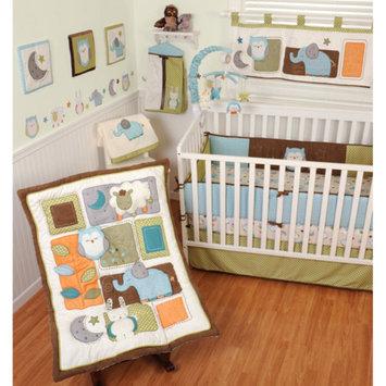 Sumersault Nitey Nite 6-Piece Crib Bedding Set