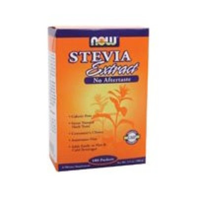 Stevia Extract Packets-Twin Pack by Now Foods 2/100 Twin Pack