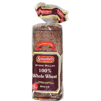 Schwebel's Schwebel?s Stone Milled Whole Wheat Bread, 20 oz