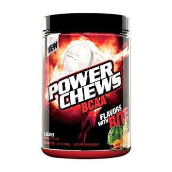 Power Chews BCAA 180 Tablets