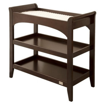 Lolly & Me Taylor Changing Table - Espresso