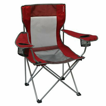 Embark Mesh Arm Chair - Red