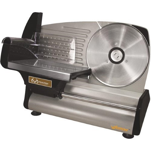 """Weston Realtree Outfitters 7-1/2"""" Meat Slicer"""