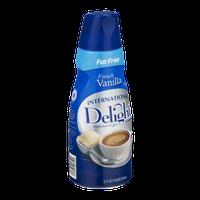 International Delight Fat-Free Gourmet Coffee Creamer French Vanilla