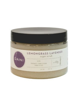 DANI All Natural Sugar Scrub