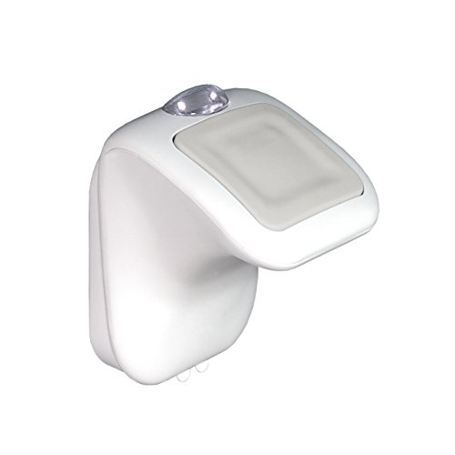 Zadro LED Lighted Luma Step-n-Shave Foot Rest