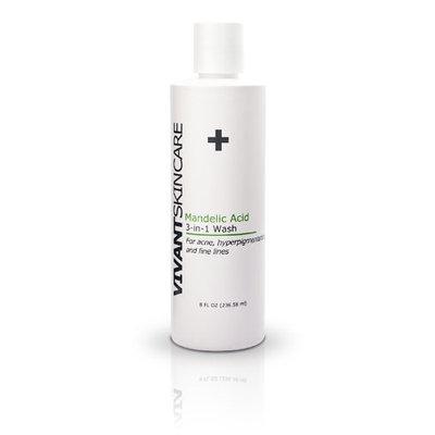 Vivant Skin Care Mandelic Acid 3-in-1 Wash