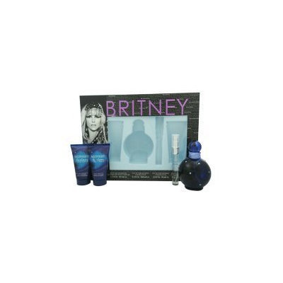 Britney Spears 4 Piece Midnight Fantasy Set for Women