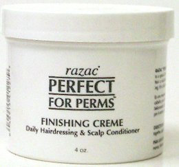 Razac Perfect for Perms Finishing Creme Daily Hairdressing and Scalp Conditioner