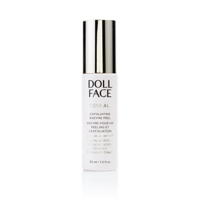 Doll Face Beauty Reveal Exfoliating Enzyme Peel