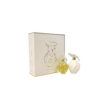 Nina Ricci L'air Du Temps Eau de Toilette Spray Gift Set for Women