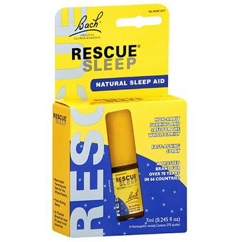 Bach Rescue Sleep Natural Sleep Aid