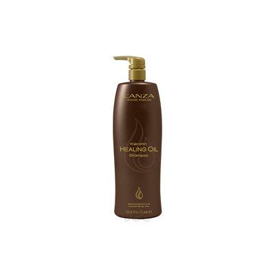 L'ANZA Keratin Healing Oil Shampoo (1000ml)