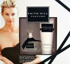 Faith Hill Parfums for Women 2 Piece Gift Set