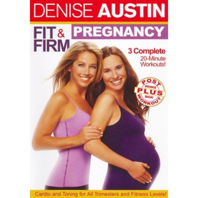 Denise Austin: Fit & Firm Pregnancy DVD