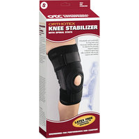 OTC Professional Orthopaedic Orthotex Knee Support With Spiral Stays