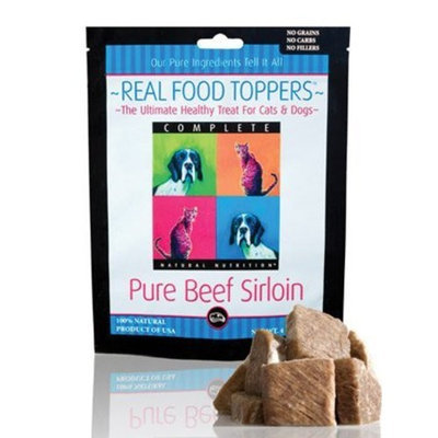 Real Food Toppers Whole Food Toppers Freeze Dried Beef