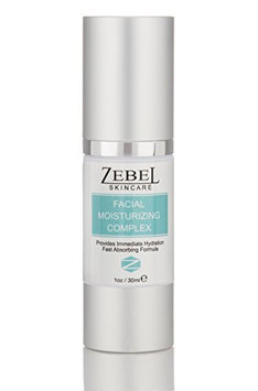 Zebel Skincare - Facial Moisturizing Complex - Formulated Marine Collagen
