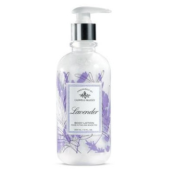 Caswell-Massey Body Lotion