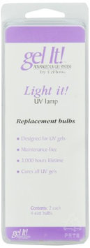 EZ Flow UV Lights Light It Replacement Bulbs 2 Pack