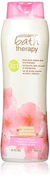 Belcam Bath Therapy Florals 3-in-1 Body Wash/Bubble Bath/Shampoo