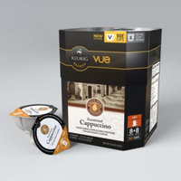 Keurig Vue Pack Barista Prima Coffeehouse Cappuccino Coffee & Frother