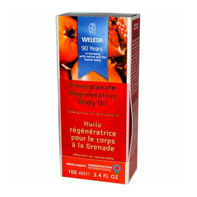 Weleda Regenerating Body Oil Pomegranate 3.4 fl oz