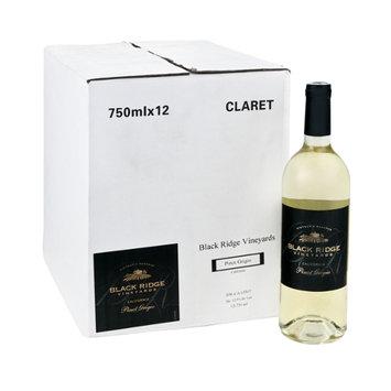 Black Ridge Vineyards California Pinot Grigio - 12 CT