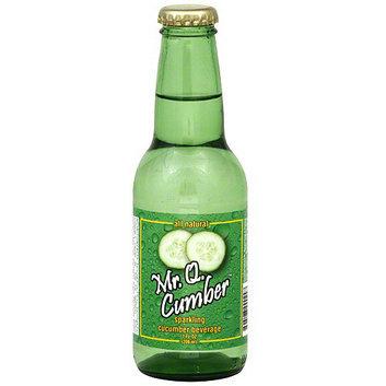 Mr. Q . Cumber Cucumber Soda