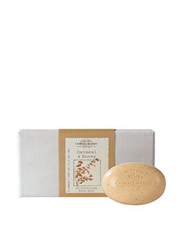 Caswell-Massey Oatmeal and Honey Bar Soap Set