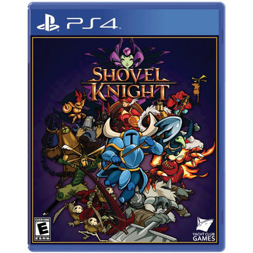 Ui Entertainment Shovel Knight - Playstation 4