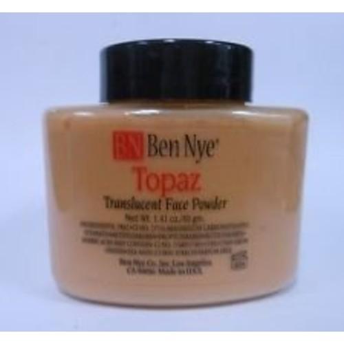 Omagazee Ben Nye Topaz Face Powder