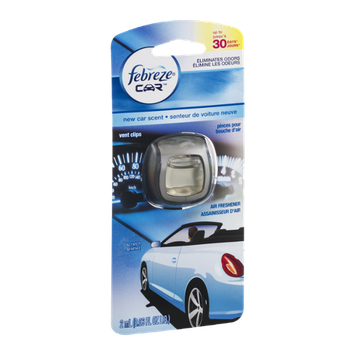 Febreze Car Air Freshener New Car Scent