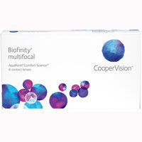 Biofinity Multifocal Contact Lens