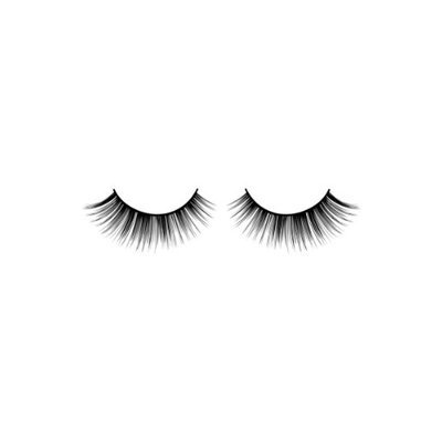Baci Natural Look Style No.673 Deluxe Eyelashes with Adhesive Included