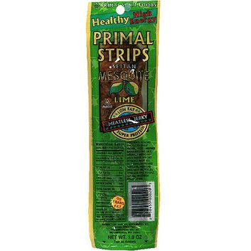 Primal Strips Mesquite Lime Vegan Jerky