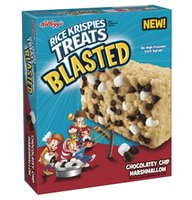 Rice Krispies Treats Blasted Chocolatey Chip Marshmallow
