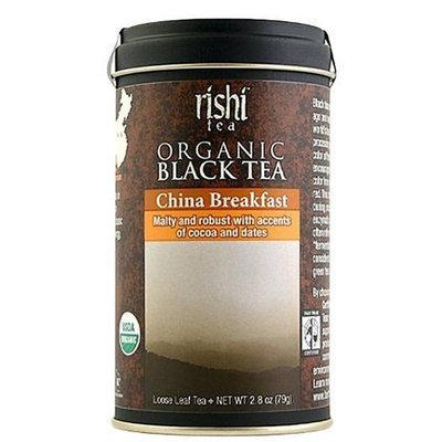 Rishi Tea - Org Black Tea China Breakfast, 2.8 oz loose leaf tea