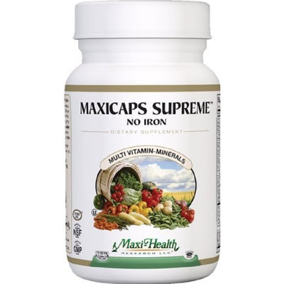 Maxicaps Supreme, No Iron, 180-Count